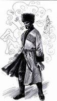 Хронология жизни абрека Зелимхана