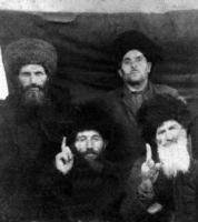 1920-е гг. Чечня. Абреки. Чlaьнтий мохк.