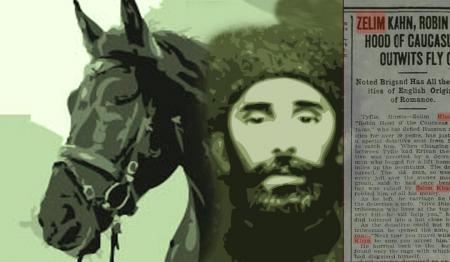 Зелимхан. Кавказкий Робин Гуд бьет сыщиков.
