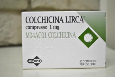 Что такое Колхицин Лирка, какими свойствами обладает лекарство?